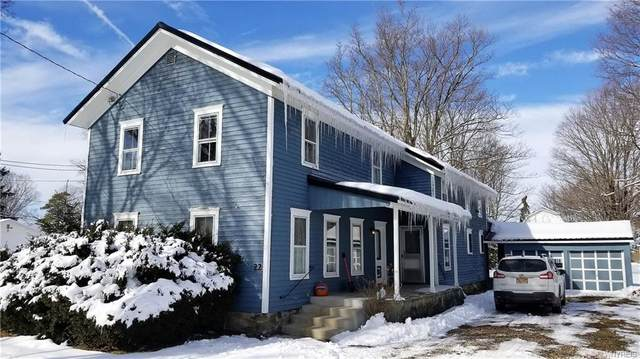 22 Church Street, Yorkshire, NY 14042 (MLS #B1251834) :: BridgeView Real Estate Services