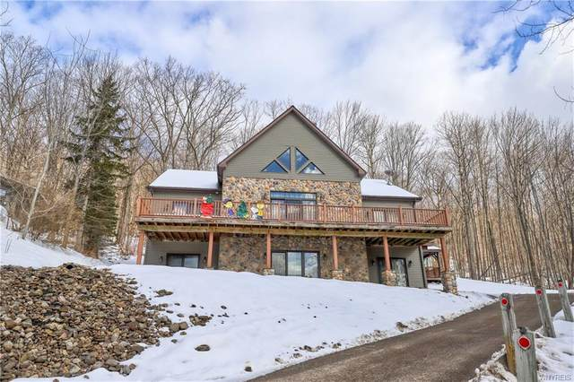 6709 Upper Road, Ellicottville, NY 14731 (MLS #B1251860) :: The CJ Lore Team | RE/MAX Hometown Choice