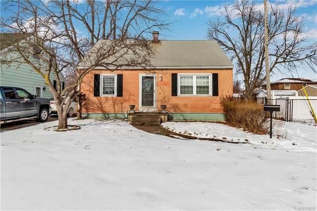 262 Dunlop Avenue, Tonawanda-Town, NY 14150 (MLS #B1251876) :: Robert PiazzaPalotto Sold Team