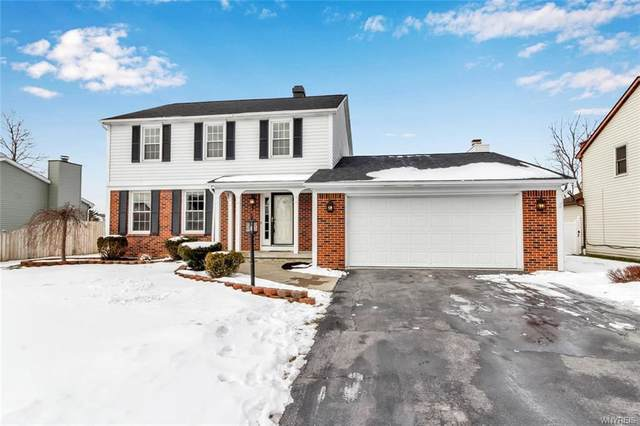 32 Tanglewood Drive, Lancaster, NY 14086 (MLS #B1251901) :: The CJ Lore Team | RE/MAX Hometown Choice
