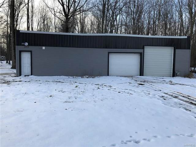 3454 Ewings Road, Newfane, NY 14094 (MLS #B1251985) :: BridgeView Real Estate Services