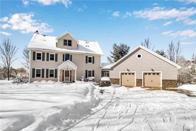 1266 Sweet Road, Aurora, NY 14052 (MLS #B1252037) :: BridgeView Real Estate Services