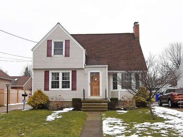 138 Tampa Drive, West Seneca, NY 14220 (MLS #B1252099) :: Robert PiazzaPalotto Sold Team