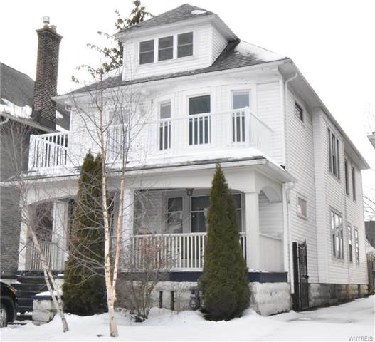 186 N Park Avenue, Buffalo, NY 14216 (MLS #B1252114) :: BridgeView Real Estate Services