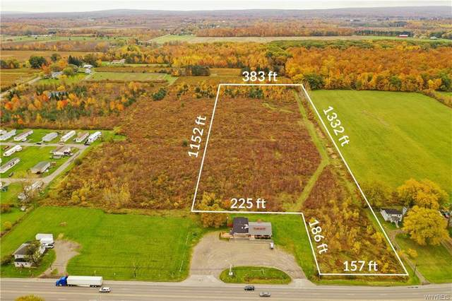 0 Route 5 & 20, Hanover, NY 14081 (MLS #B1252346) :: BridgeView Real Estate Services