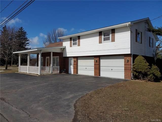 11001 Ridge Road, Ridgeway, NY 14103 (MLS #B1252366) :: The CJ Lore Team | RE/MAX Hometown Choice