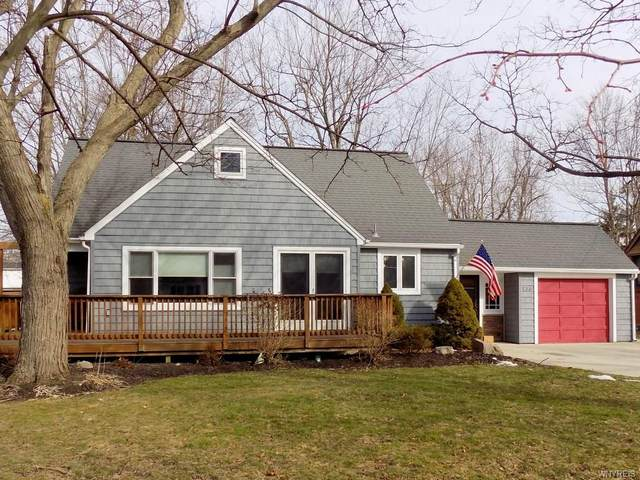 136 Woodward Drive, West Seneca, NY 14224 (MLS #B1252370) :: The CJ Lore Team | RE/MAX Hometown Choice