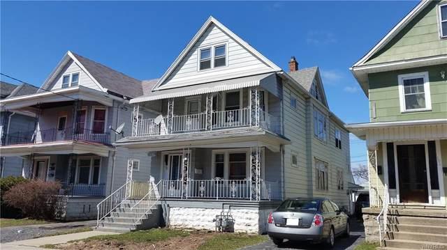 104 Pooley Place, Buffalo, NY 14213 (MLS #B1252376) :: The CJ Lore Team | RE/MAX Hometown Choice