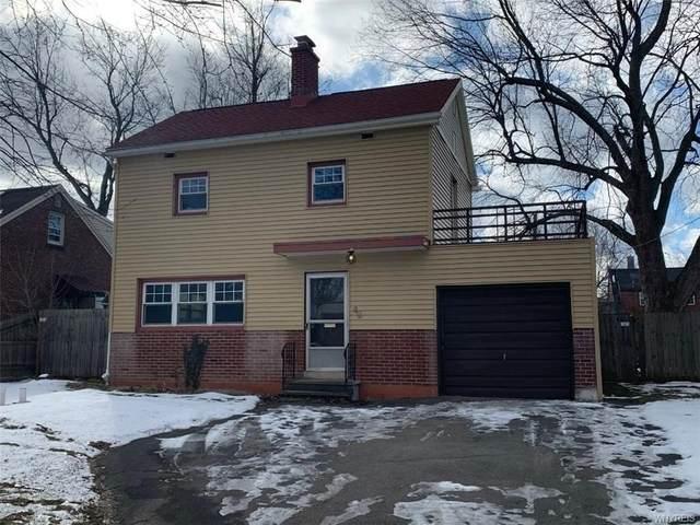48 Jasper Drive, Amherst, NY 14226 (MLS #B1252448) :: Updegraff Group