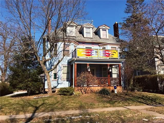 307 Huntington Avenue, Buffalo, NY 14214 (MLS #B1252581) :: The CJ Lore Team | RE/MAX Hometown Choice
