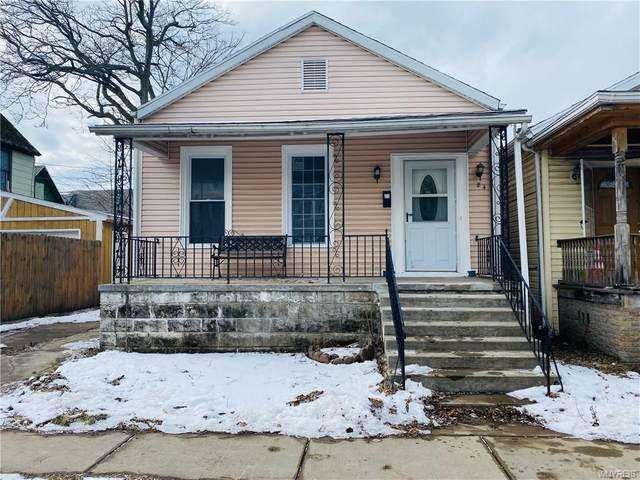 84 Brayton Street, Buffalo, NY 14213 (MLS #B1252603) :: 716 Realty Group