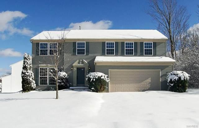 2186 Hunters Hollow Lane, Hamburg, NY 14085 (MLS #B1252631) :: BridgeView Real Estate Services