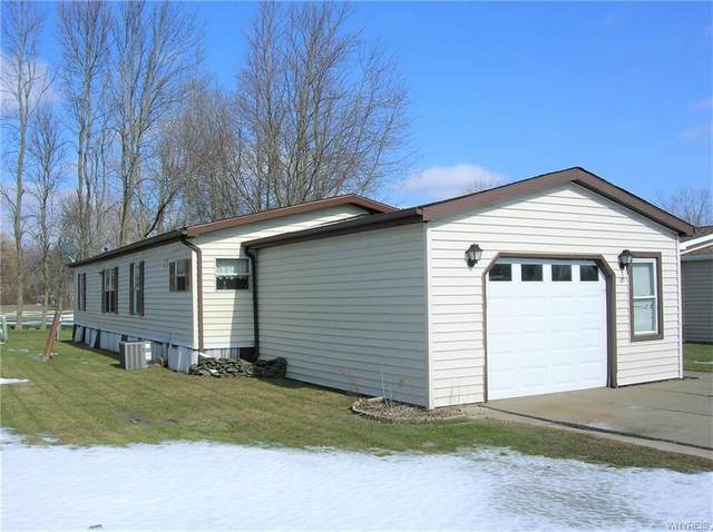 27 Golden Pond, Newstead, NY 14001 (MLS #B1252664) :: BridgeView Real Estate Services