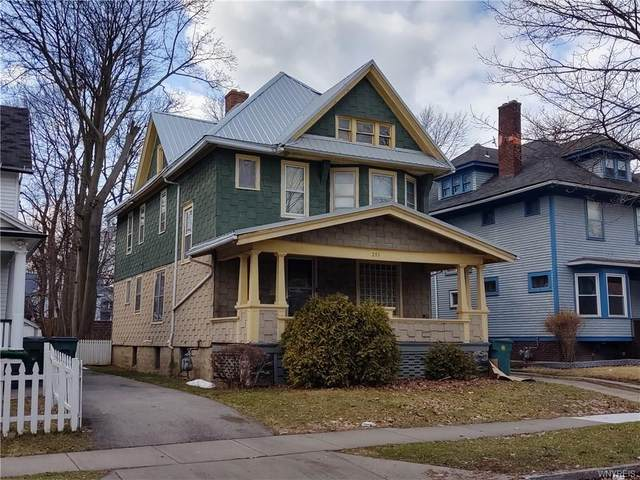 271 Kenwood Avenue, Rochester, NY 14611 (MLS #B1252674) :: Updegraff Group