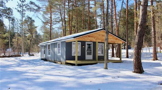 8163 Weiser Drive #0, Rushford, NY 14717 (MLS #B1252707) :: BridgeView Real Estate Services