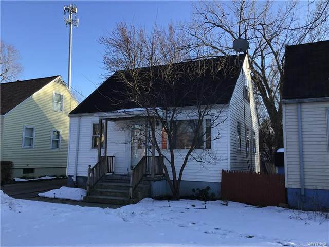 147 Saint Lawrence Avenue, Buffalo, NY 14216 (MLS #B1252737) :: The CJ Lore Team | RE/MAX Hometown Choice