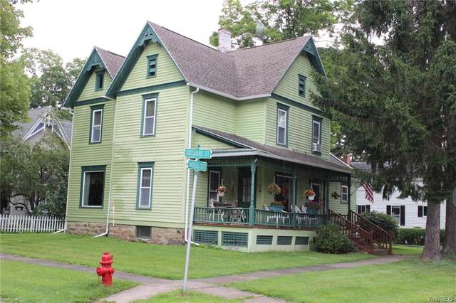 21 Mill Street, Cuba, NY 14727 (MLS #B1252817) :: Lore Real Estate Services