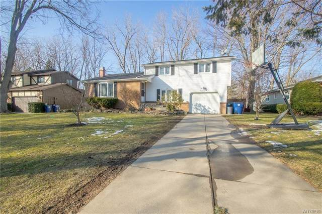 125 Montbleu Drive, Amherst, NY 14068 (MLS #B1252826) :: BridgeView Real Estate Services