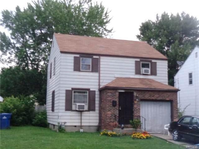 70 Hempstead Avenue, Buffalo, NY 14215 (MLS #B1252854) :: Updegraff Group