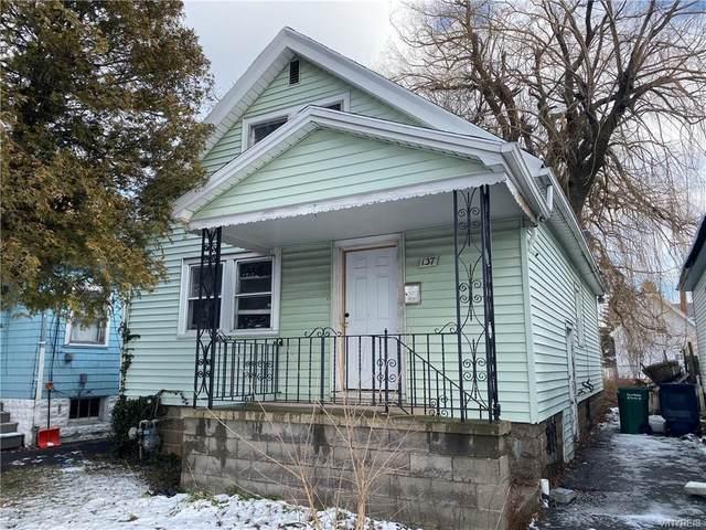 137 Clarence Avenue, Buffalo, NY 14215 (MLS #B1252929) :: The CJ Lore Team | RE/MAX Hometown Choice