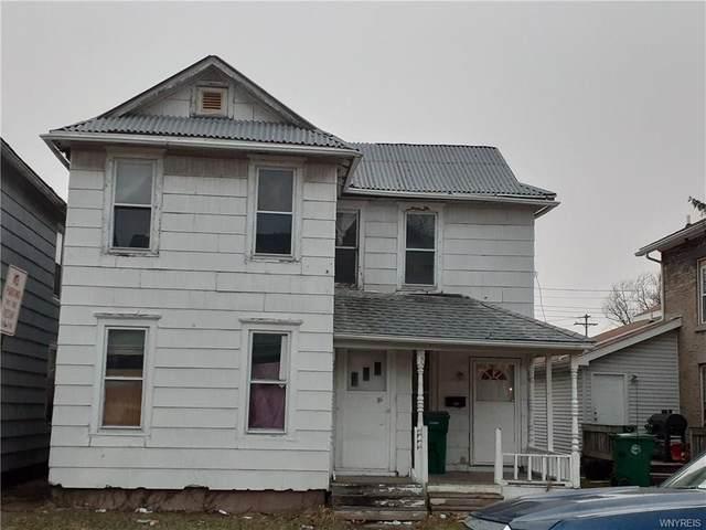 620 7th Street, Niagara Falls, NY 14301 (MLS #B1252938) :: BridgeView Real Estate Services