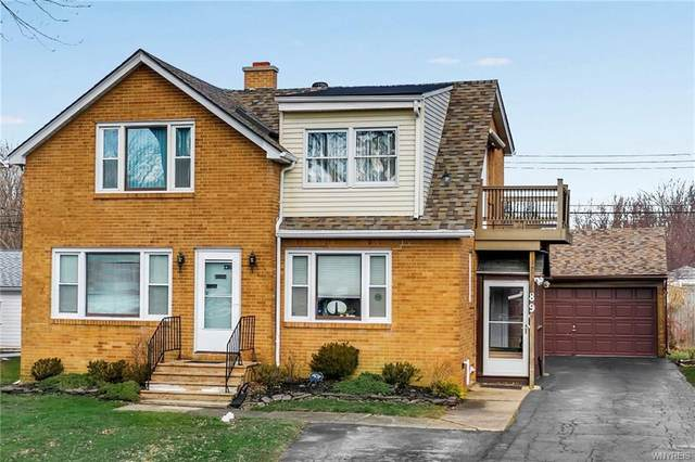 89 Century Drive, West Seneca, NY 14224 (MLS #B1252962) :: The CJ Lore Team | RE/MAX Hometown Choice