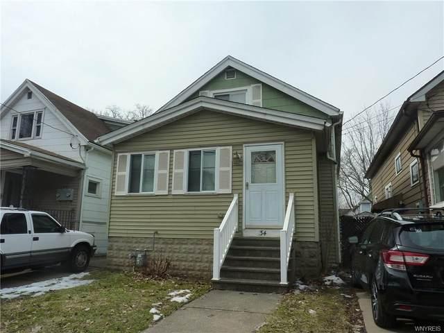 34 E End Avenue, Buffalo, NY 14225 (MLS #B1253034) :: 716 Realty Group