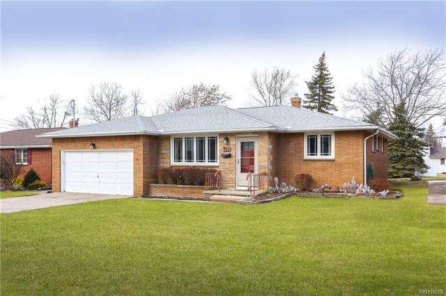 124 Laurelton Drive, West Seneca, NY 14224 (MLS #B1253043) :: The CJ Lore Team | RE/MAX Hometown Choice