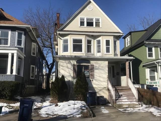 806 Ashland Avenue, Buffalo, NY 14222 (MLS #B1253057) :: The CJ Lore Team   RE/MAX Hometown Choice