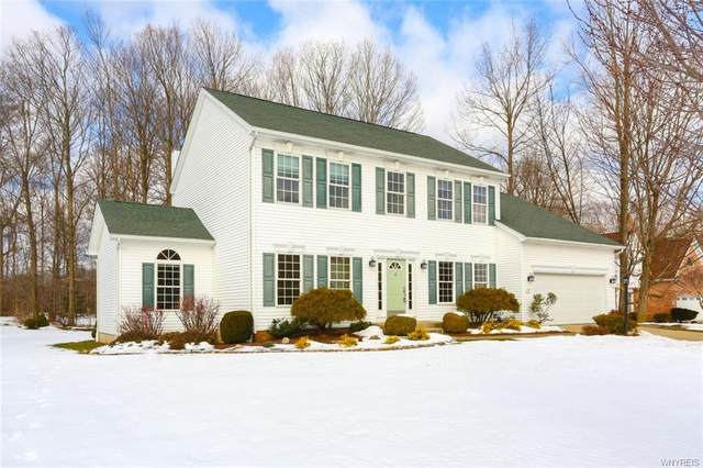 260 Lawrence Woods, Orchard Park, NY 14127 (MLS #B1253178) :: Updegraff Group