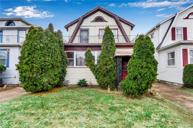 226 Sanders Road, Buffalo, NY 14216 (MLS #B1253263) :: The CJ Lore Team | RE/MAX Hometown Choice