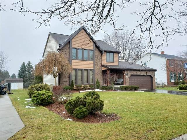 32 Greenmeadow Drive, Lancaster, NY 14086 (MLS #B1253382) :: BridgeView Real Estate Services