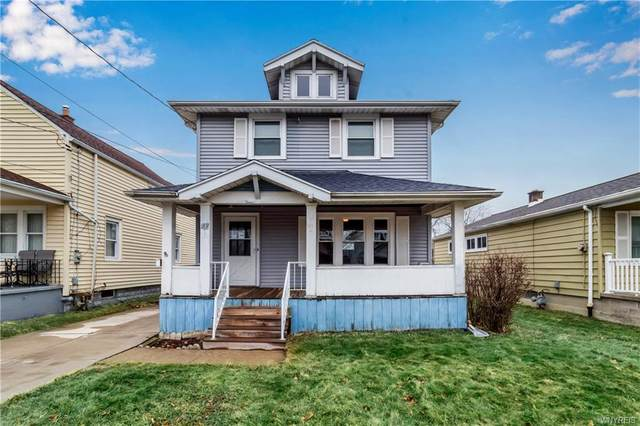 149 73rd Street, Niagara Falls, NY 14304 (MLS #B1253391) :: BridgeView Real Estate Services