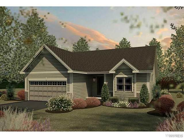 5707 Creekwood W Court, Clarence, NY 14051 (MLS #B1253475) :: The CJ Lore Team | RE/MAX Hometown Choice
