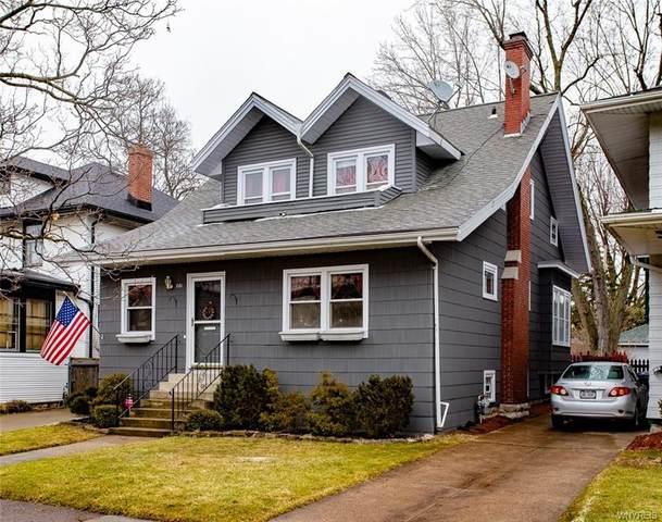 281 Parker Avenue, Buffalo, NY 14214 (MLS #B1253559) :: The CJ Lore Team | RE/MAX Hometown Choice