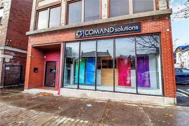 110 Elmwood Avenue, Buffalo, NY 14201 (MLS #B1254216) :: Updegraff Group