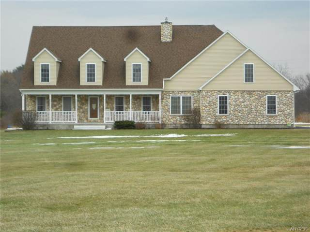 2337 Donnelly Lane, Leicester, NY 14481 (MLS #B1254334) :: MyTown Realty