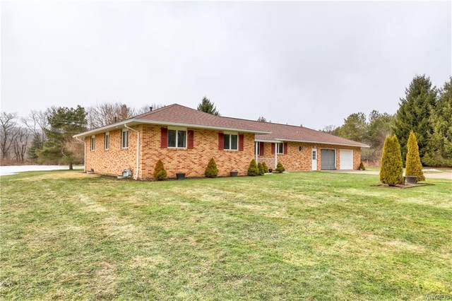 5251 Route 353, Little Valley, NY 14755 (MLS #B1254845) :: BridgeView Real Estate Services