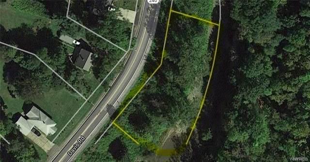 0 Davis Road, Aurora, NY 14052 (MLS #B1254850) :: Updegraff Group