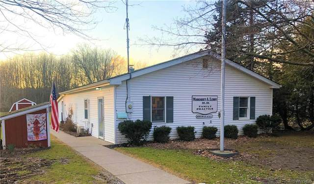 1382 Quaker Road, Somerset, NY 14012 (MLS #B1255231) :: MyTown Realty