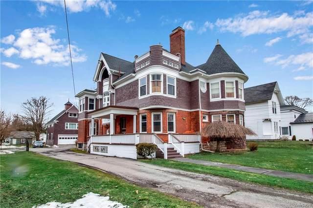 125 Main Street, Attica, NY 14011 (MLS #B1255337) :: MyTown Realty