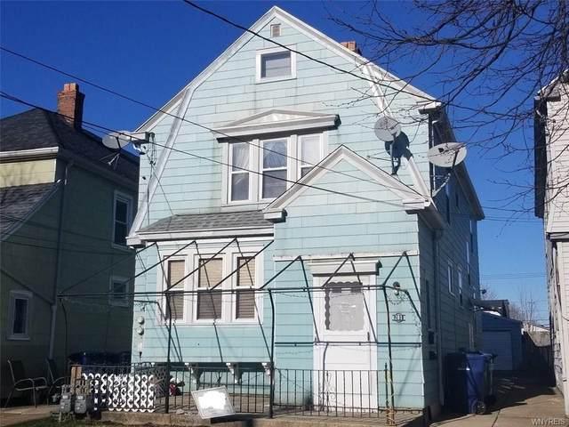 281 Newfield Street, Buffalo, NY 14207 (MLS #B1255515) :: Updegraff Group
