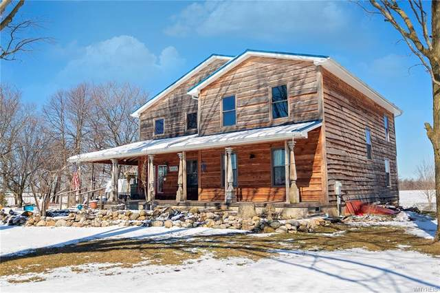 2463 Brown Rd, Pembroke, NY 14036 (MLS #B1255516) :: MyTown Realty