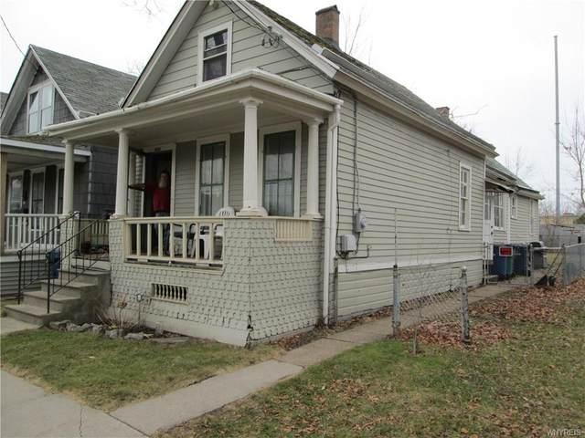 620 Fulton Street, Buffalo, NY 14210 (MLS #B1255556) :: Updegraff Group