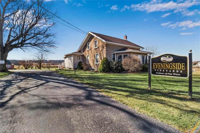 4794 Lower Mountain Road, Cambria, NY 14094 (MLS #B1255606) :: Updegraff Group