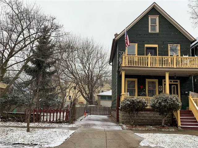376 Maryland Street, Buffalo, NY 14201 (MLS #B1255641) :: Updegraff Group