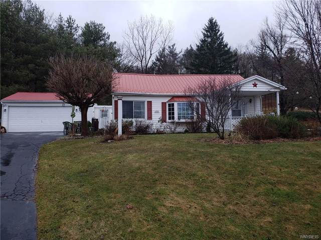 11931 Gowanda State Road, North Collins, NY 14111 (MLS #B1256248) :: Updegraff Group