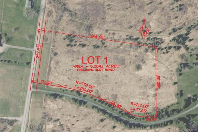 7745 Eddy Road, Boston, NY 14033 (MLS #B1256580) :: Lore Real Estate Services