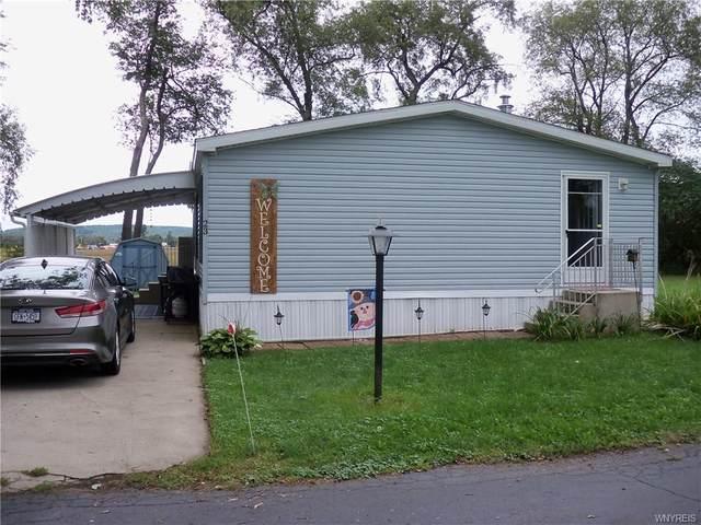 7930 Rte 16 Lot 23 N Rte 16 N, Franklinville, NY 14737 (MLS #B1256627) :: MyTown Realty