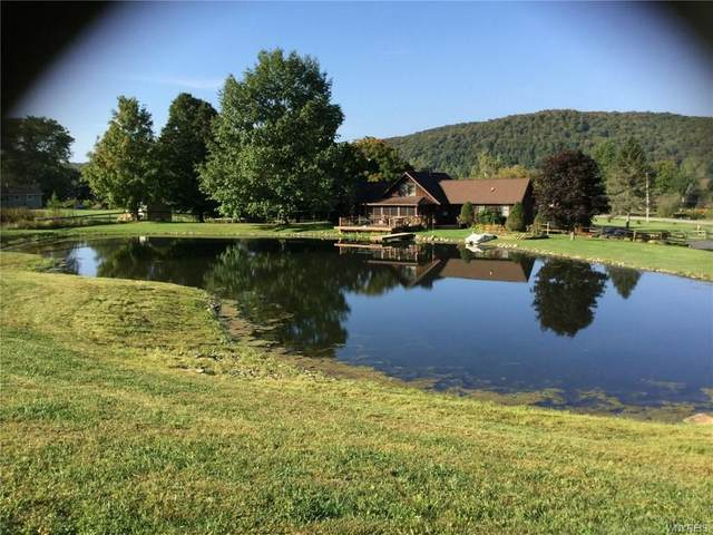 9700 Route 240, Ashford, NY 14171 (MLS #B1256645) :: 716 Realty Group